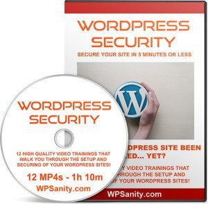 WP SECURITY  DIY Store WPSECURITY 1